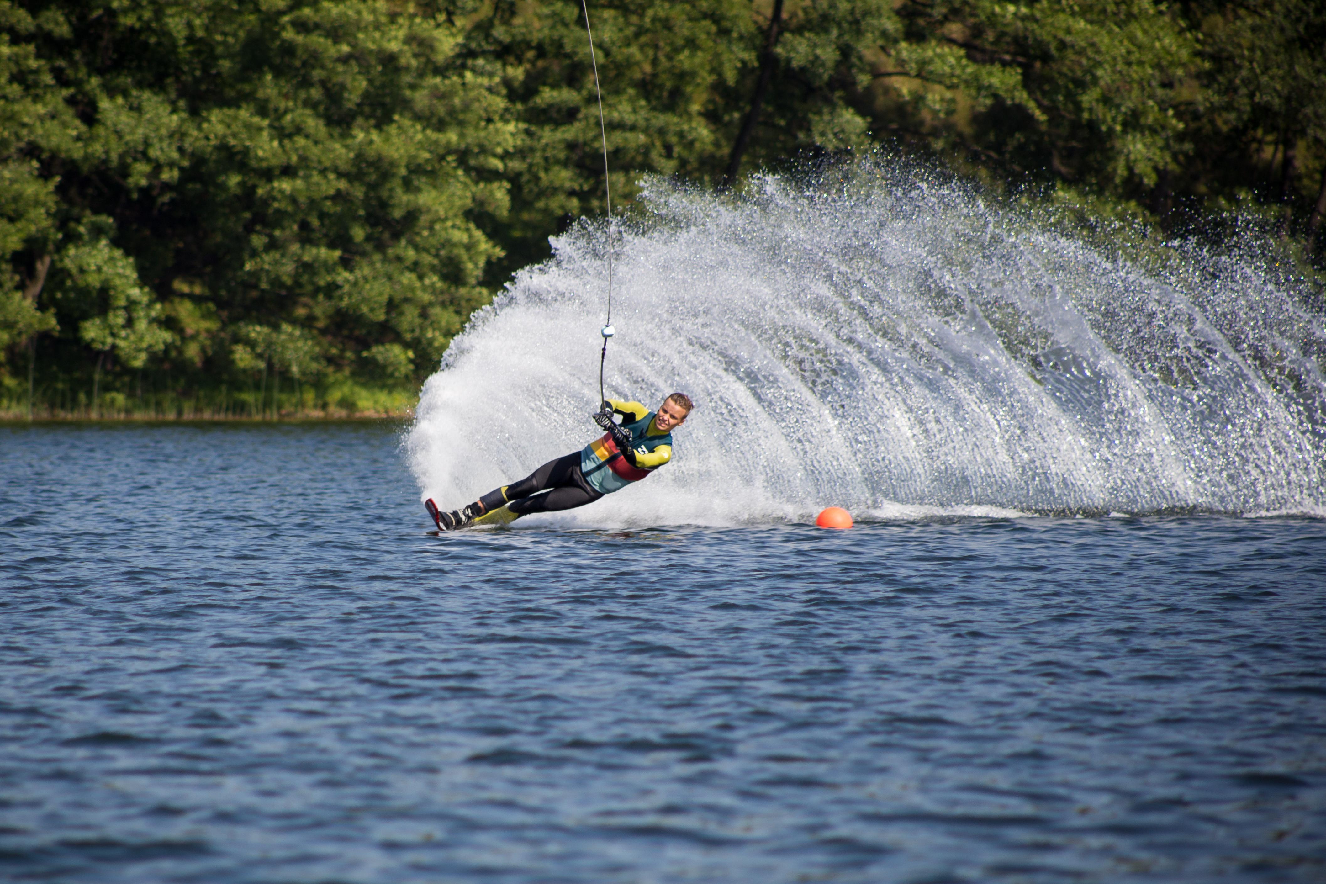 Mistrzostwa Polski w narciarstwie wodnym za wyciągiem 30.08-01.09.2018