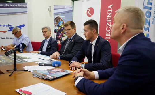 Mistrzostwa Europy w Narciarstwie Wodnym za Wyciągiem w Szelmencie