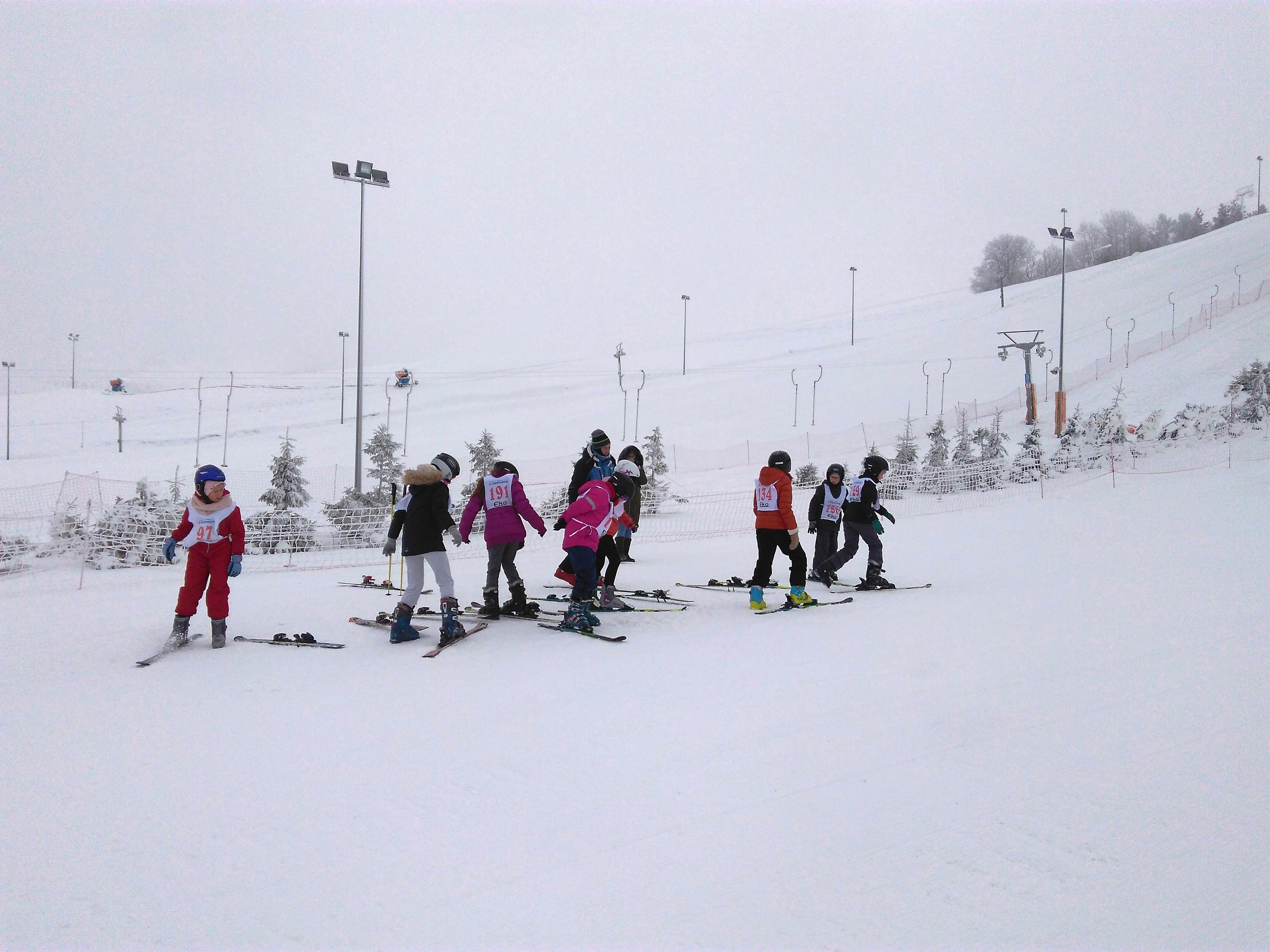 Akademia mistrzów narciarstwa zjazdowego 2019
