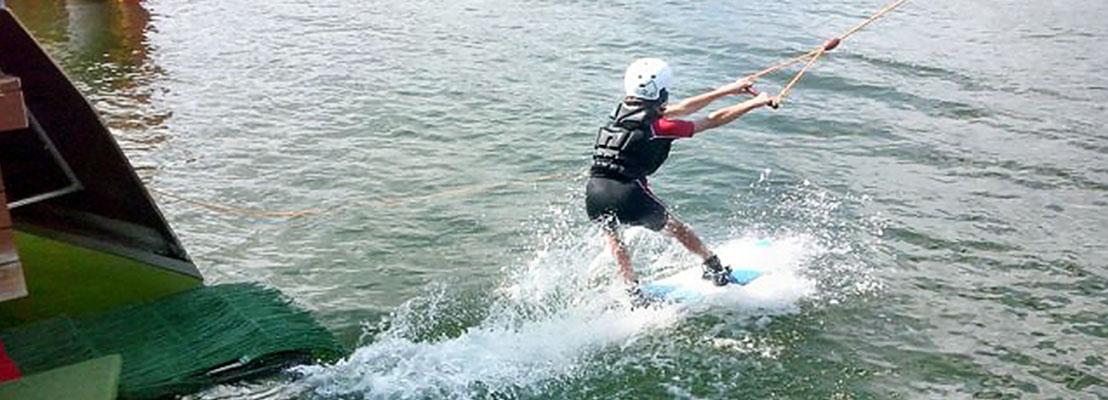 Wyciąg nart wodnych – rozpoczęcie sezonu już w długi weekend majowy!