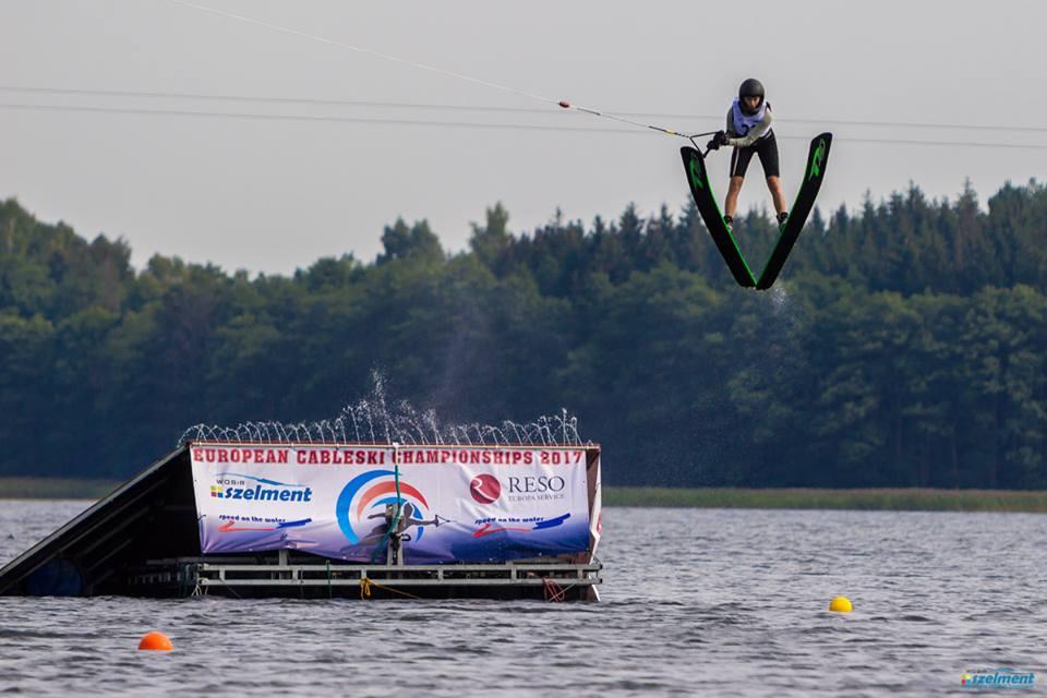 Mistrzostwa Europy w kat. Open w Narciarstwie Wodnym za Wyciągiem  w dniach 15 – 17 września 2017 r.