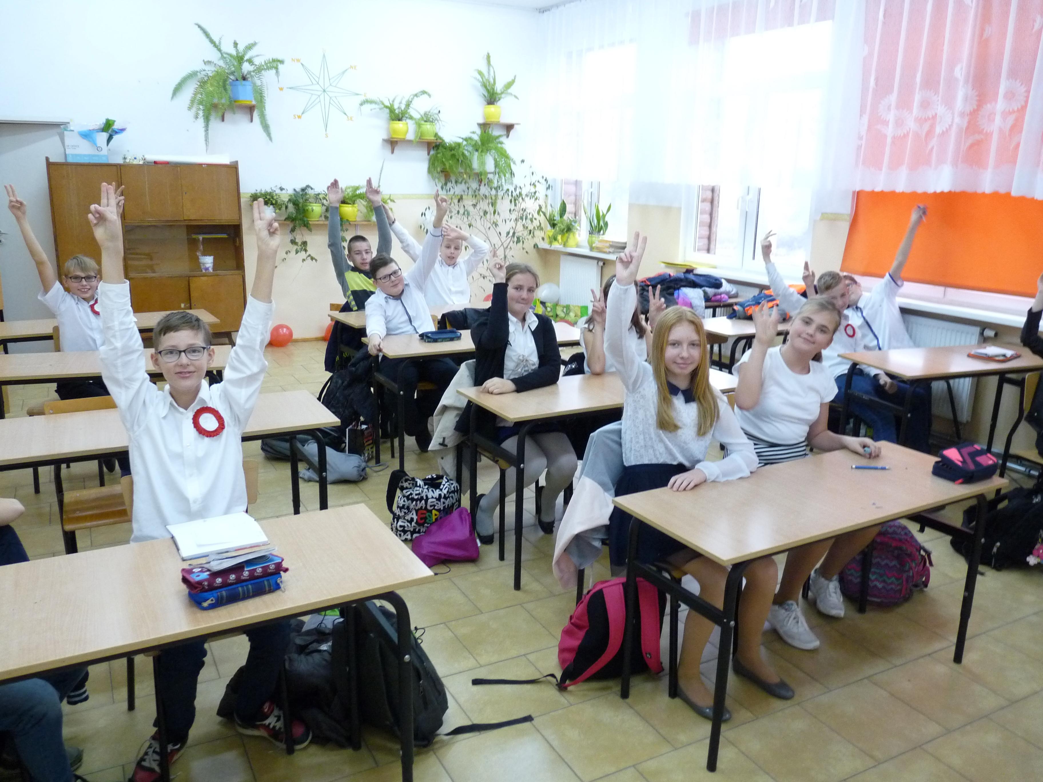 Spotkania edukacyjne w szkołach