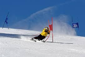 Trening narciarski