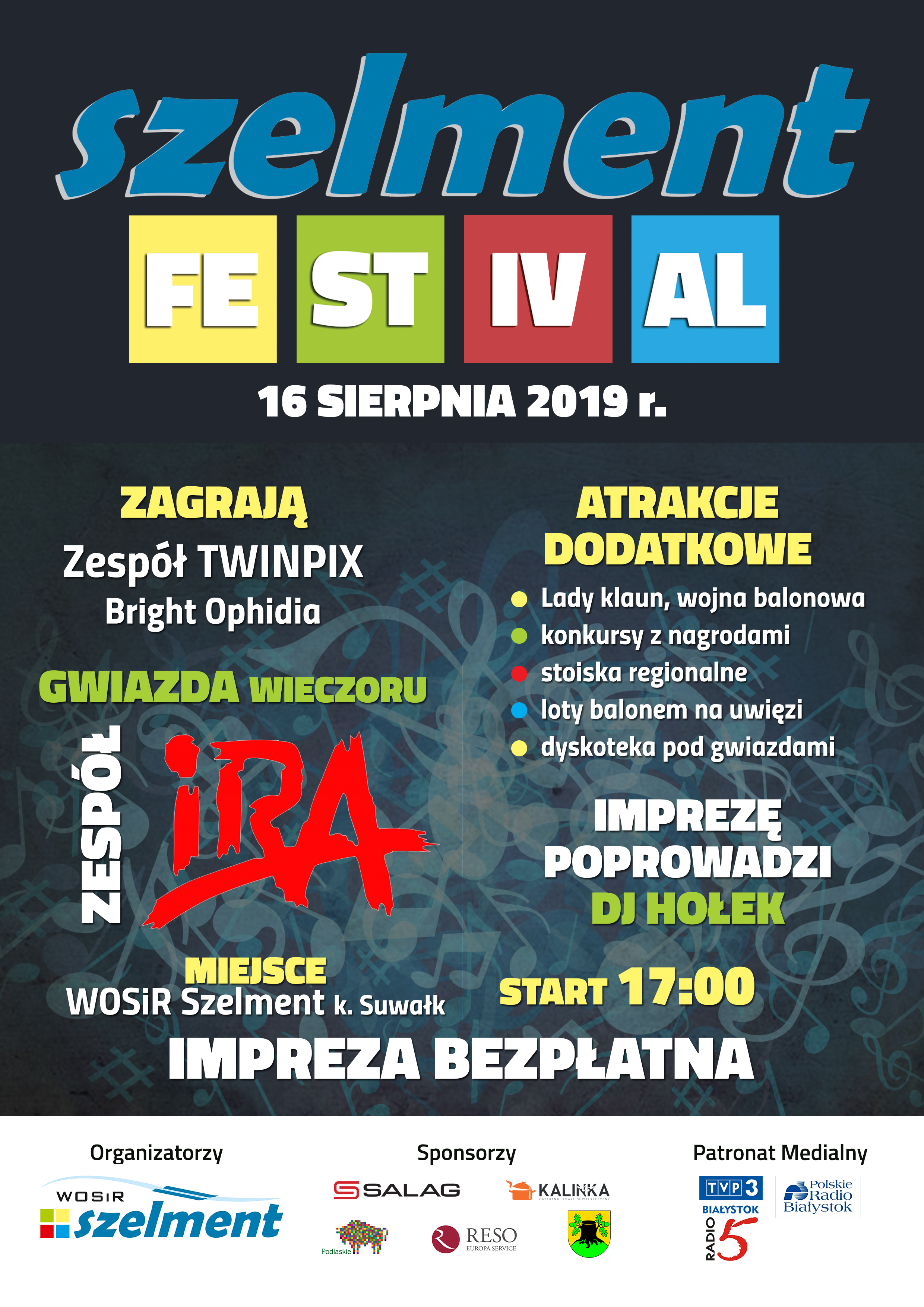 Szelment Festival 16.08.2019 r.