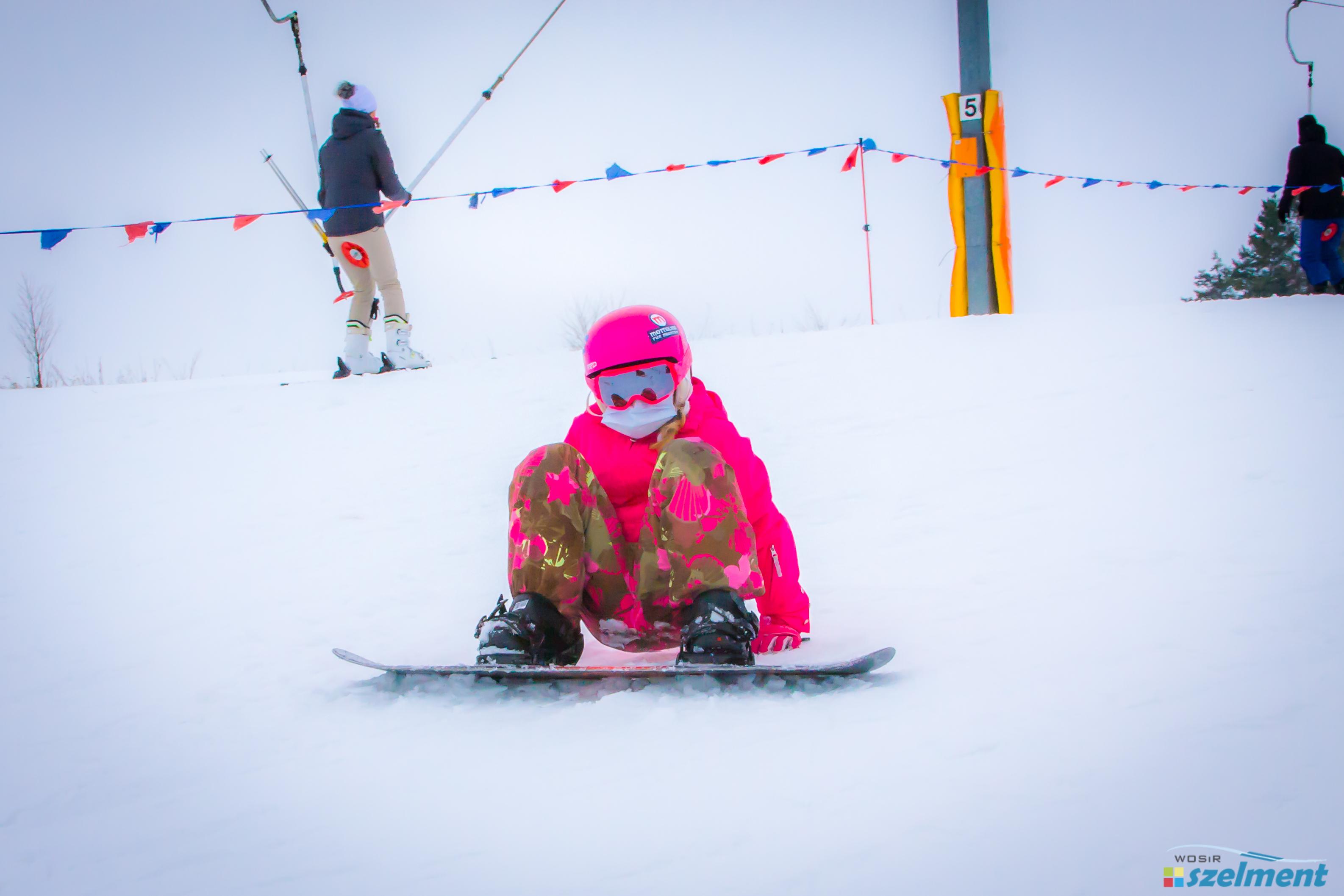 Niedziela  14.03.2021 r. była ostatnim dniem szusowania na  Jesionowej,  zakończył się sezon narciarski w Szelmencie.